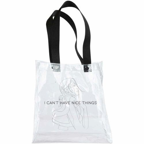 I Can't Have Nice Things Tote Bag by CXLOE